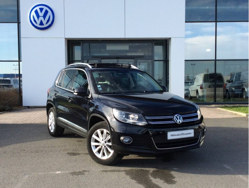 VOLKSWAGEN Tiguan 2.0 TDI 140 FAP BlueMotion Technology à Nevers