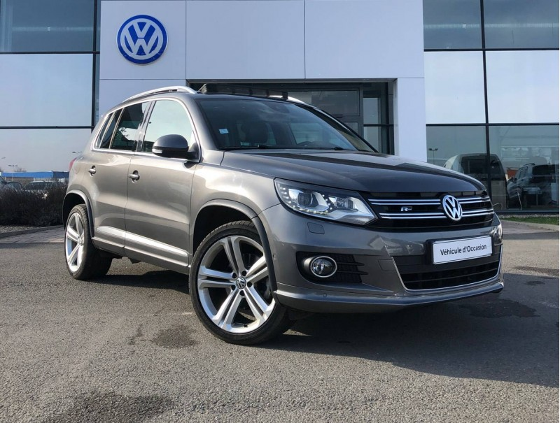 VOLKSWAGEN Tiguan 2.0 TDI 184 FAP BlueMotion Technology à Nevers