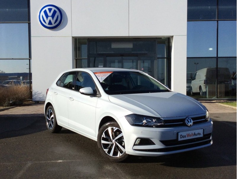 VOLKSWAGEN Polo 1.6 TDI 95 S&S BVM5 à Nevers