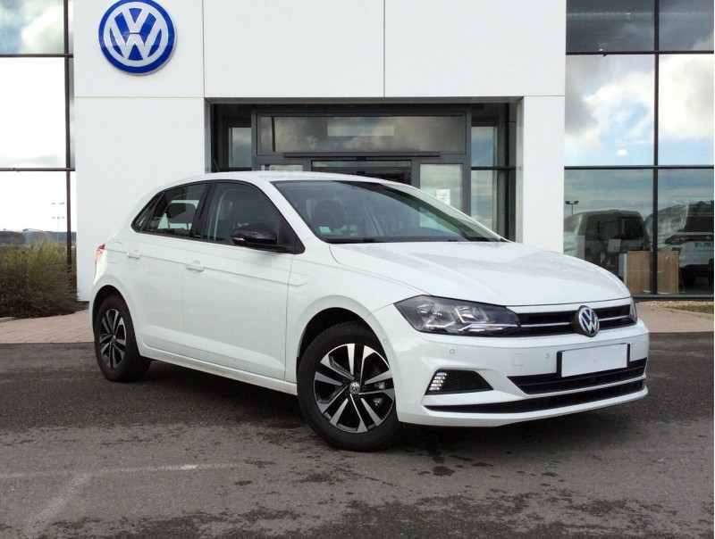 VOLKSWAGEN Polo 1.0 80 S&S BVM5 à Nevers